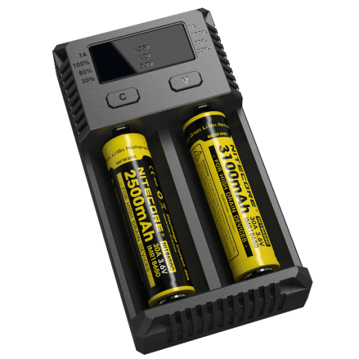 ЗУ для аккум. NITECORE Intellicharger NEW i2